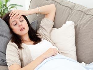 Головные боли и недомогние при беременности