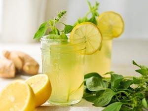 Имбирный напиток от токсикоза