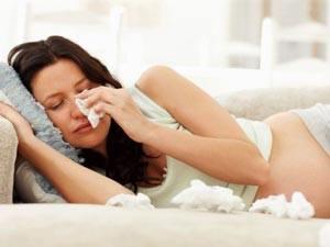 Температура при инфекционных заболеваниях во время беременности