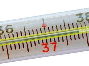 Измерение температуры при беременности