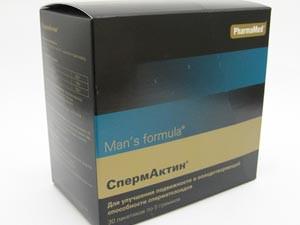 СпермАктин для мужчин