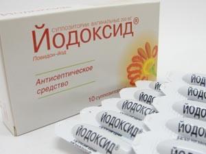Йодоксид от молочницы