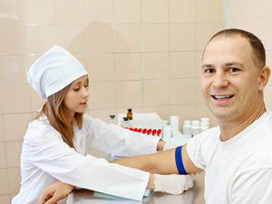 Нужен ли мужчинам анализ крови