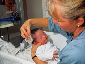 Помощь новорожденному с гипоксией