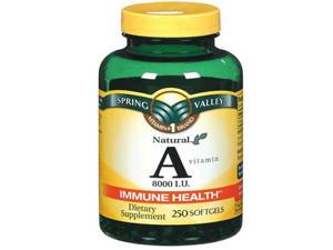 Витамин A при подготовке к беременности