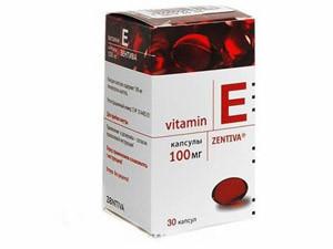 Витамин E при планировании беременности