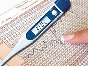 Определение беременности с помощью базальной температуры