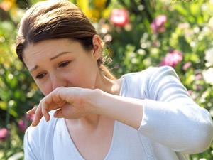 Лечение аллергии во время беременности