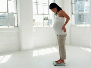 Нормы прибавки веса