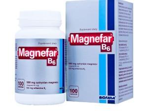 Аналоги препарата Магне B6