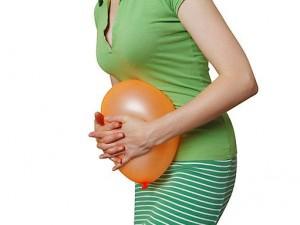 Метеорзим при беременности
