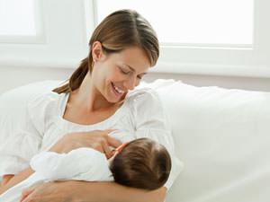 Менструации во время грудного вскармливания