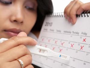 Беременность в период менструации