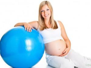 Физические нагрузки, как способ подготовки тела женщины к родам