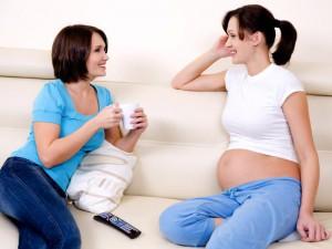 Психологические тренинги для будущих мам