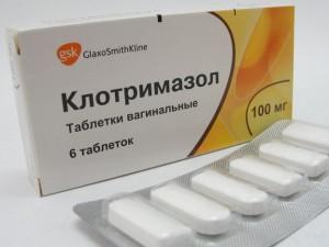 побочный эффект от клотримазола