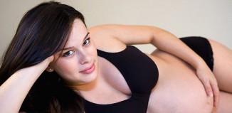 Покраска волос в период беременности