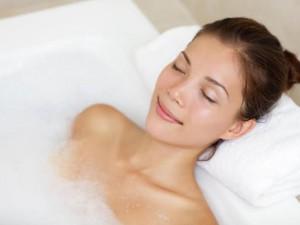 Теплая ванная при беременности