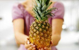Польза ананаса для беременных