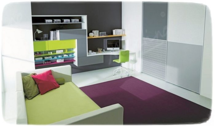 Как правильно подобрать мебель в детскую комнату