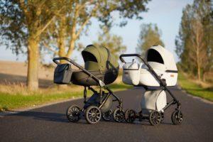Подходим ответственно к выбору детской коляски