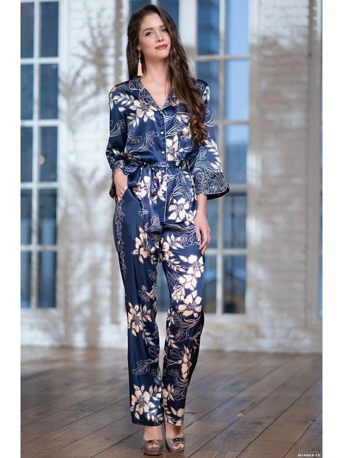 Синяя пижама